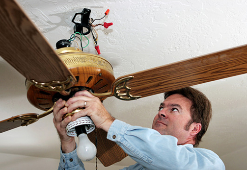 Ceiling Fan Installation and Removal